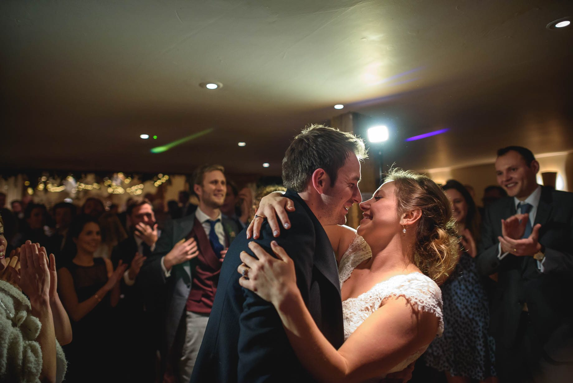 Bury Court Barn wedding photography - Ashley and Henry by Guy Collier Photography (181 of 188)