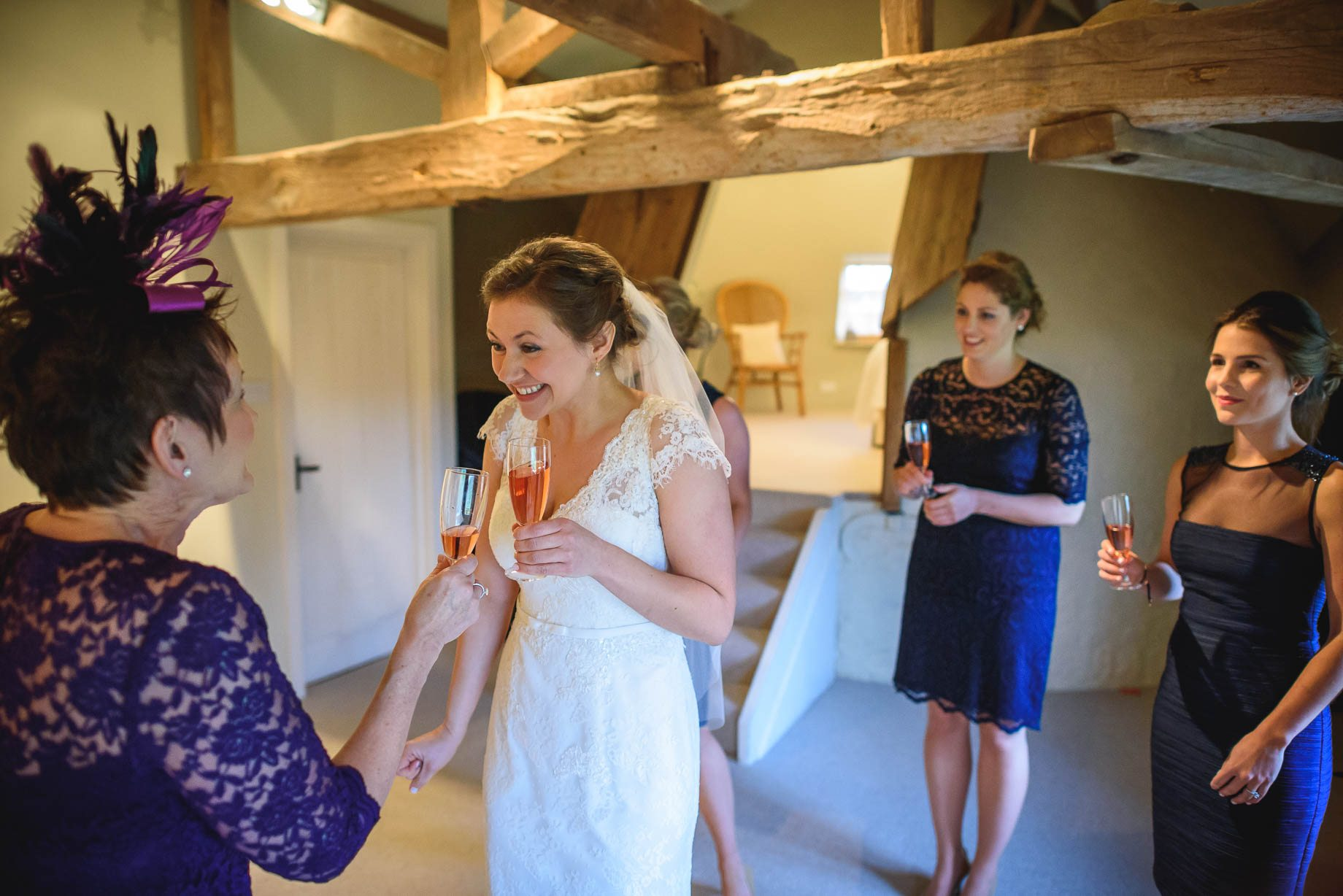 Bury Court Barn wedding photography - Ashley and Henry by Guy Collier Photography (33 of 188)