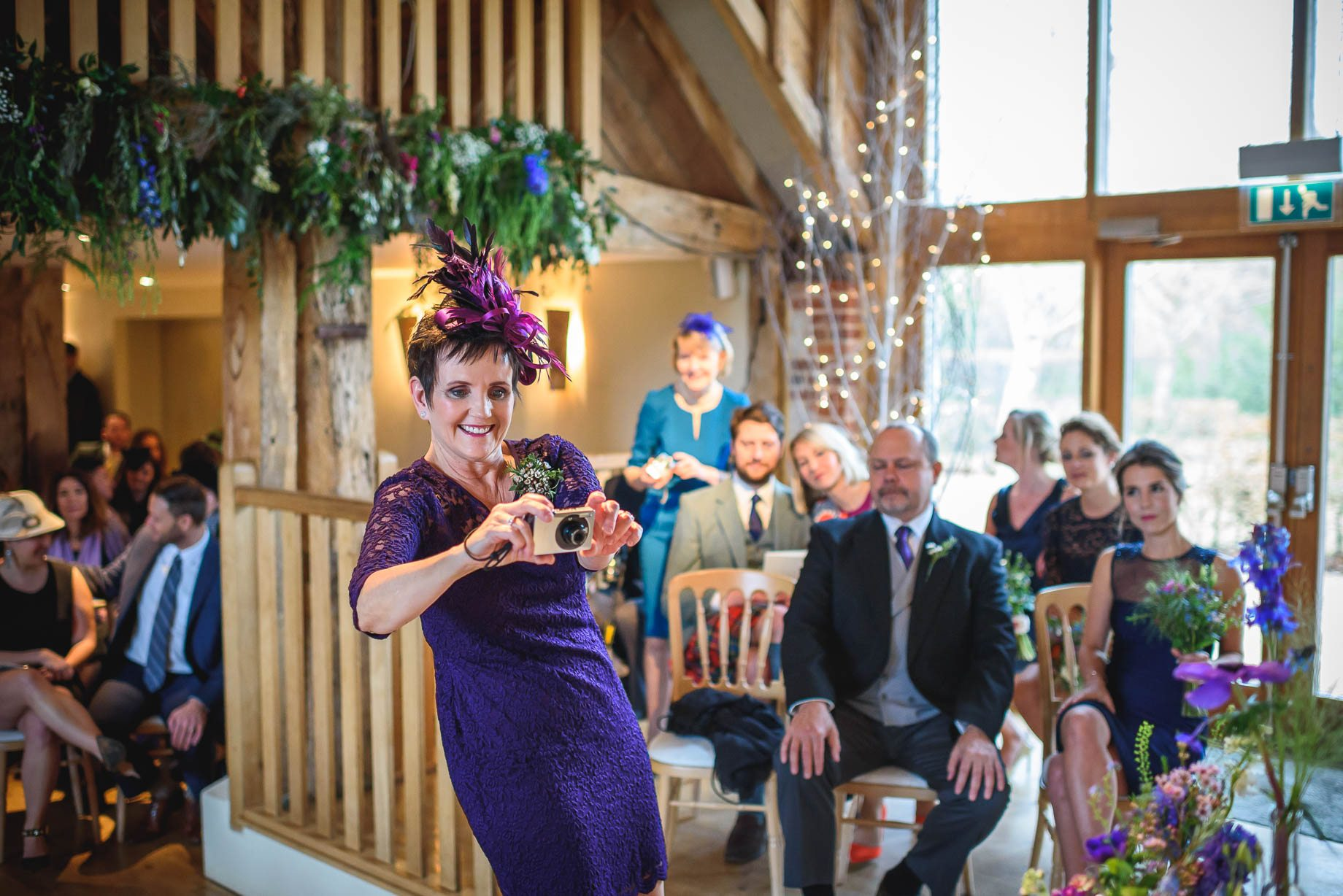Bury Court Barn wedding photography - Ashley and Henry by Guy Collier Photography (57 of 188)