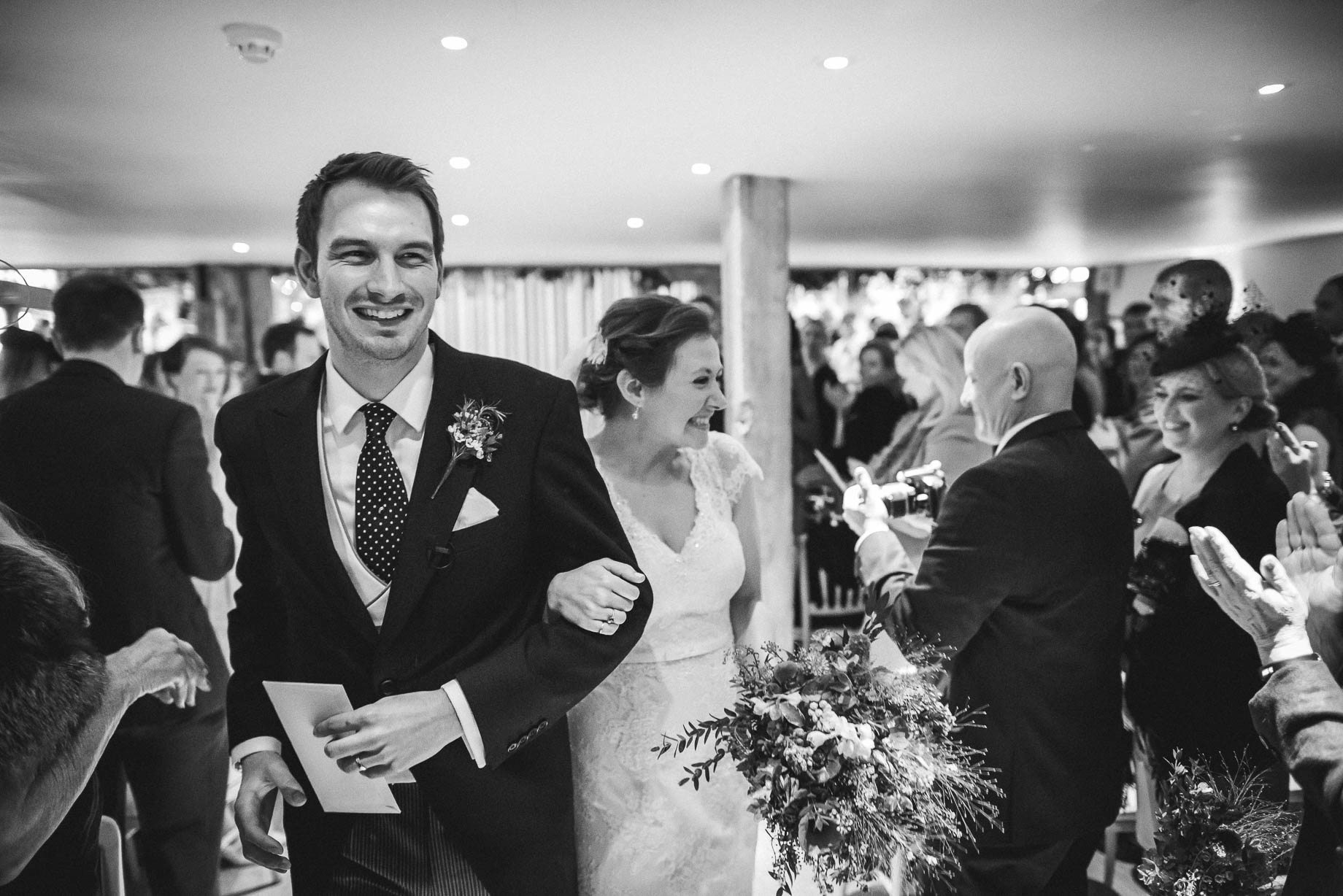 Bury Court Barn wedding photography - Ashley and Henry by Guy Collier Photography (59 of 188)