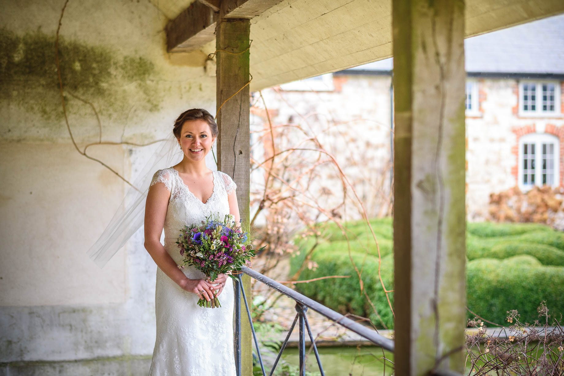 Bury Court Barn wedding photography - Ashley and Henry by Guy Collier Photography (62 of 188)