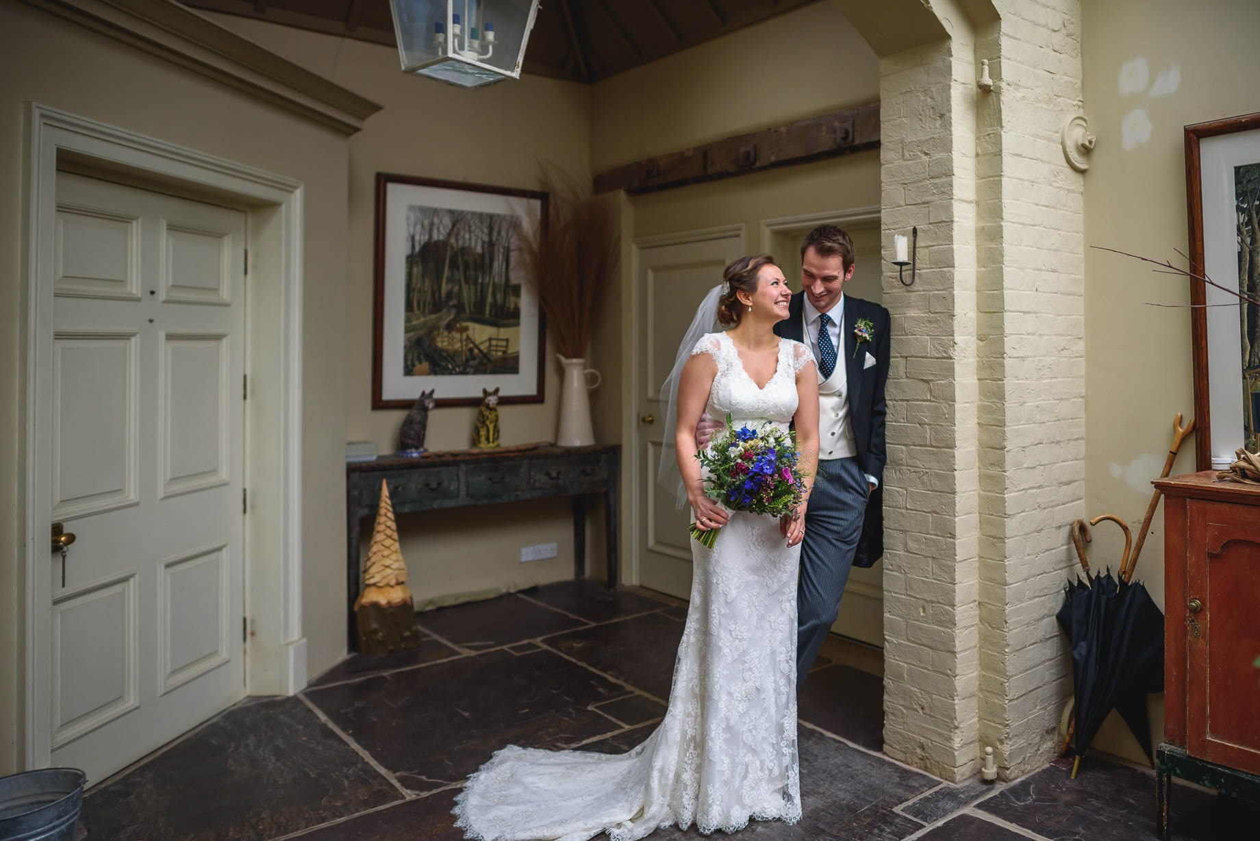 Bury Court Barn wedding photography - Ashley and Henry by Guy Collier Photography (75 of 188)