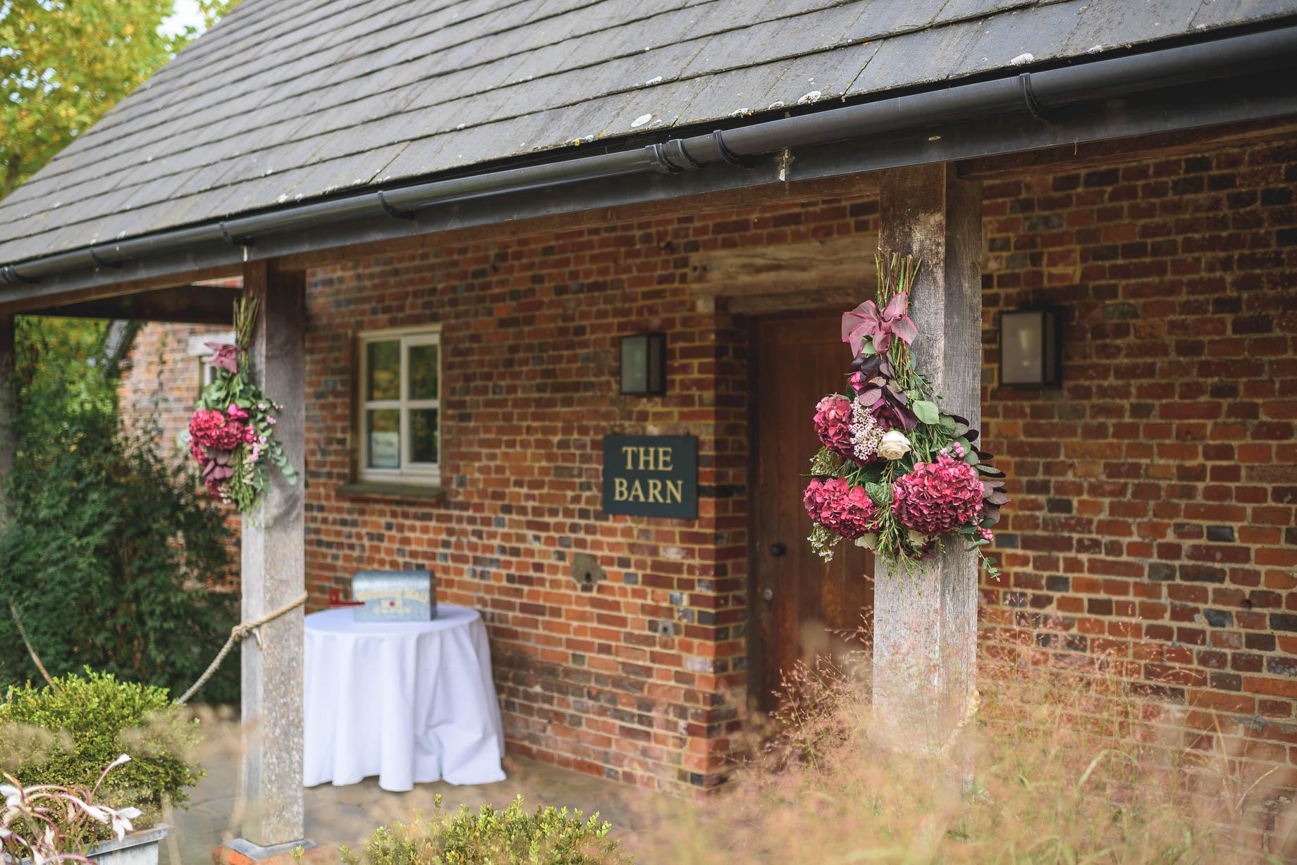 Bury Court Barn wedding photography - Guy Collier - Hannah and Mark (14 of 191)