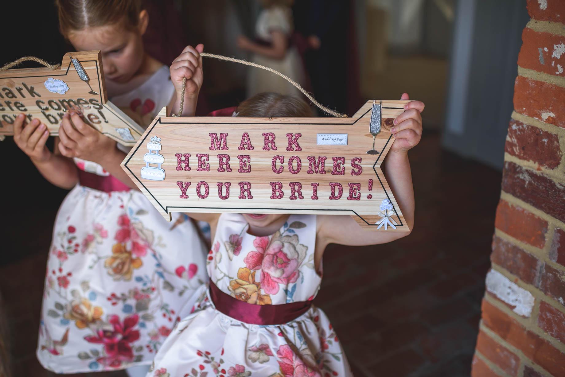 Bury Court Barn wedding photography - Guy Collier - Hannah and Mark (57 of 191)