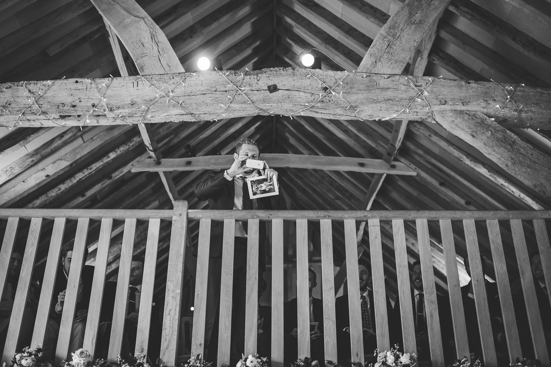 Bury Court Barn wedding photography - Guy Collier - Hannah and Mark (73 of 191)