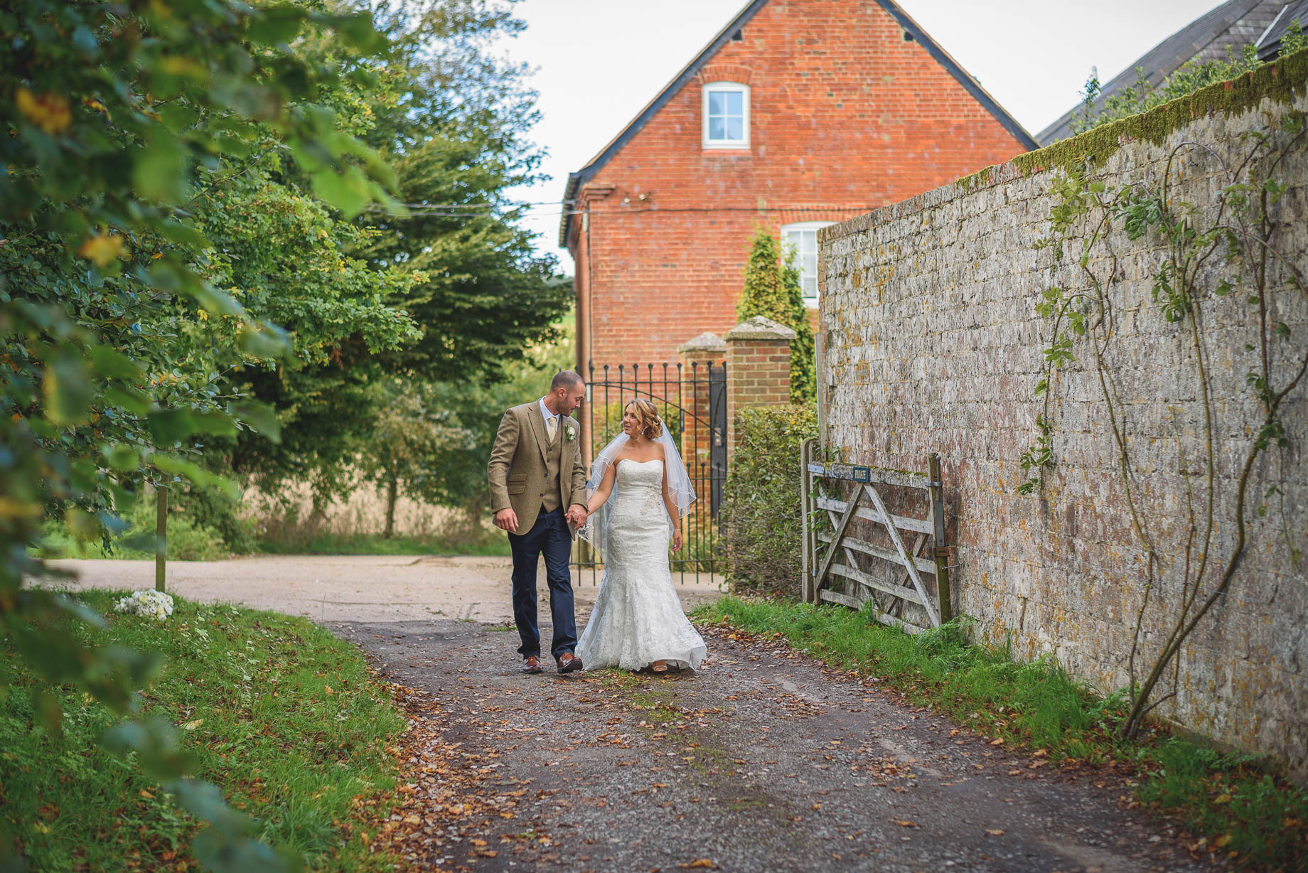 Bury Court Barn wedding photography - Guy Collier - Kate and Russ (107 of 187)