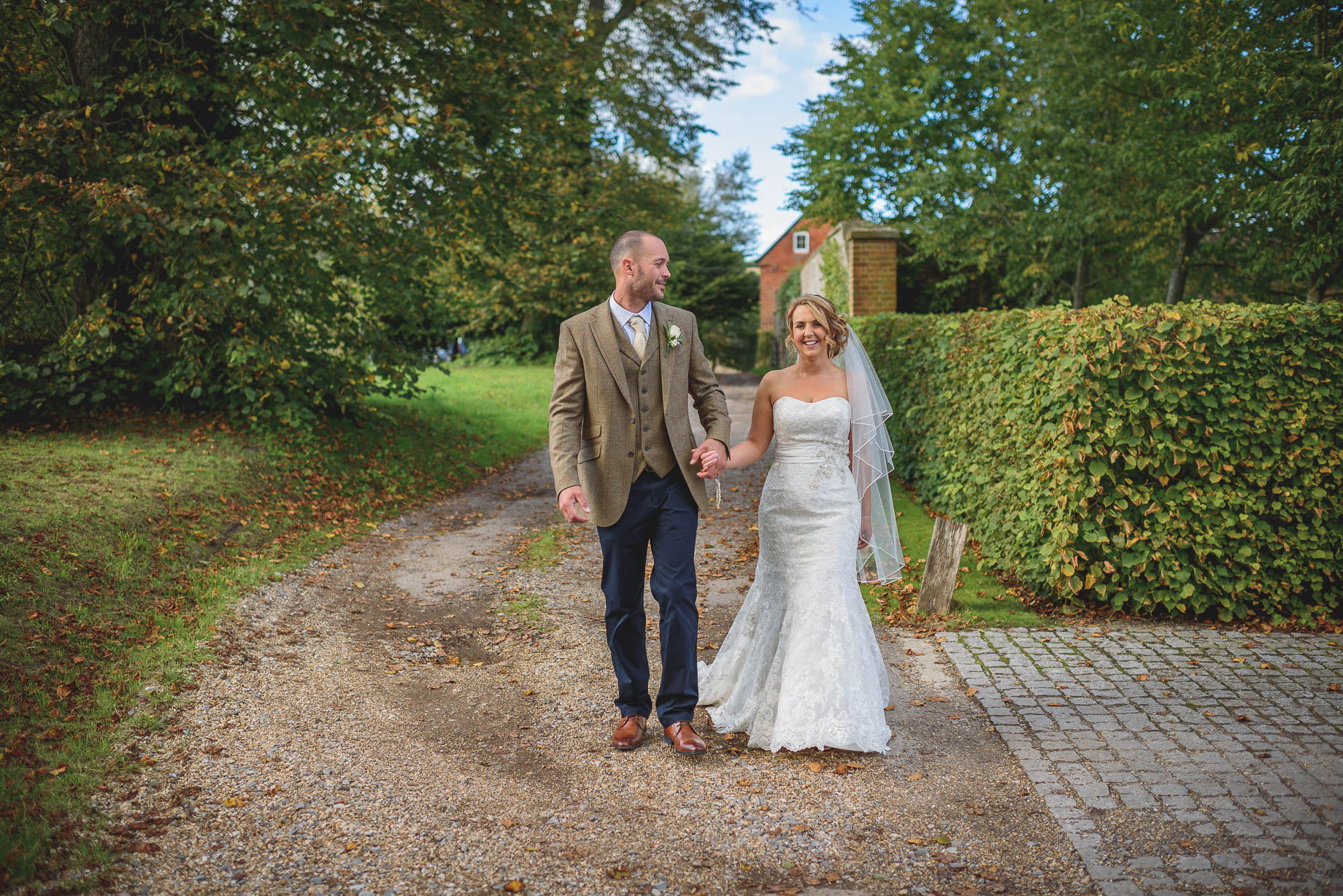 Bury Court Barn wedding photography - Guy Collier - Kate and Russ (110 of 187)