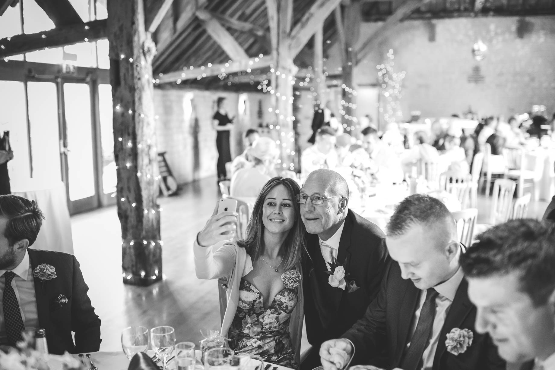 Bury Court Barn wedding photography - Guy Collier - Kate and Russ (122 of 187)