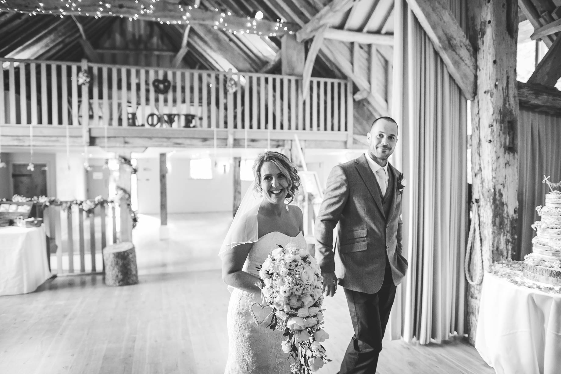 Bury Court Barn wedding photography - Guy Collier - Kate and Russ (124 of 187)