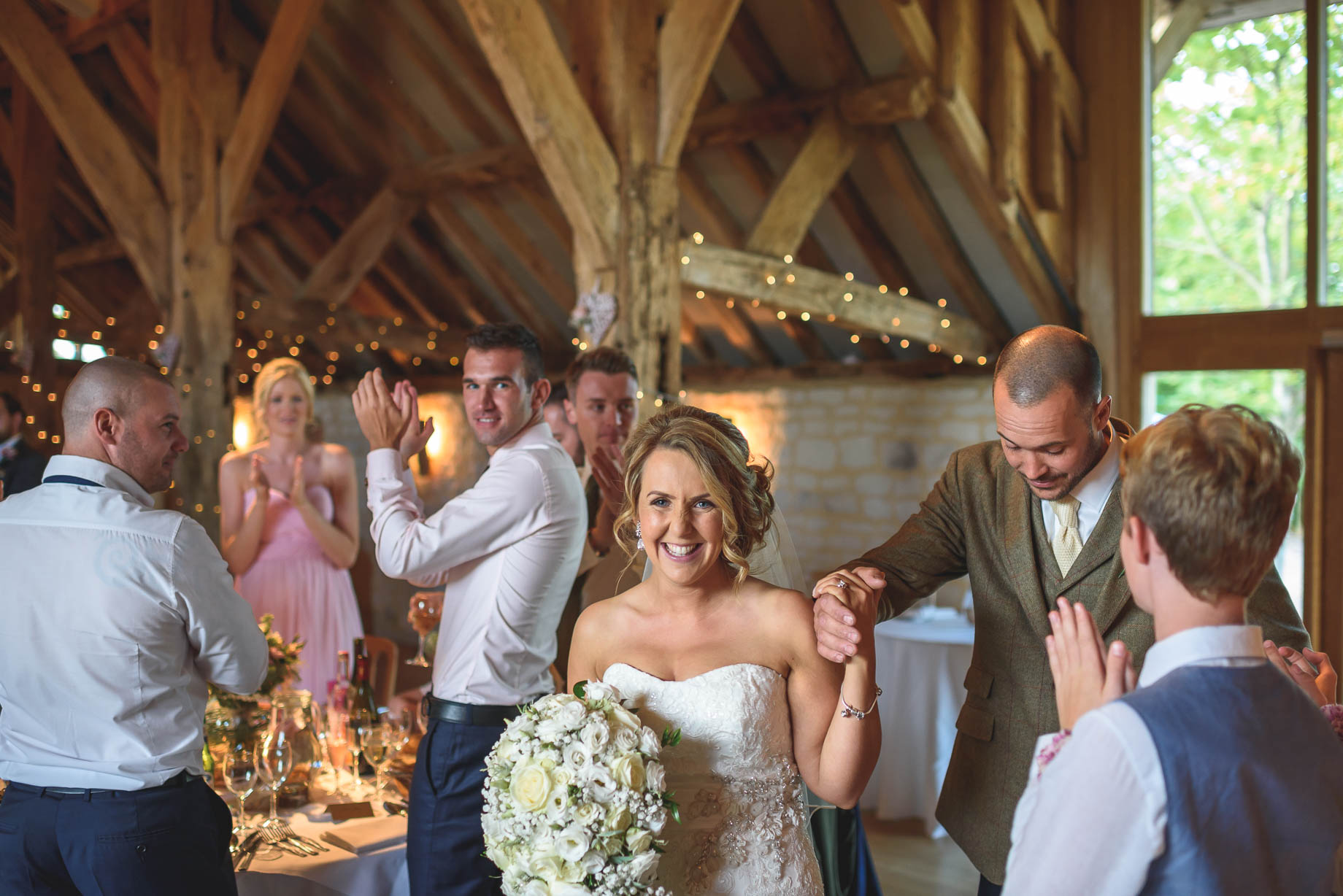 Bury Court Barn wedding photography - Guy Collier - Kate and Russ (125 of 187)
