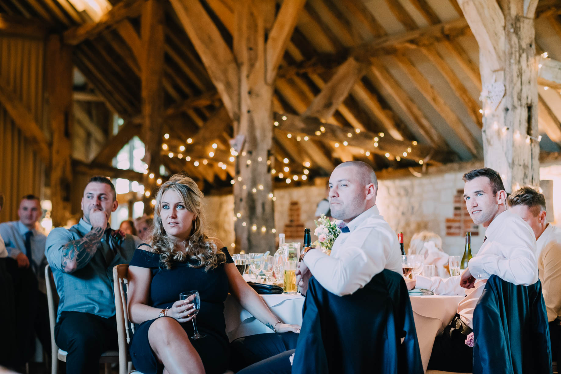 Bury Court Barn wedding photography - Guy Collier - Kate and Russ (137 of 187)