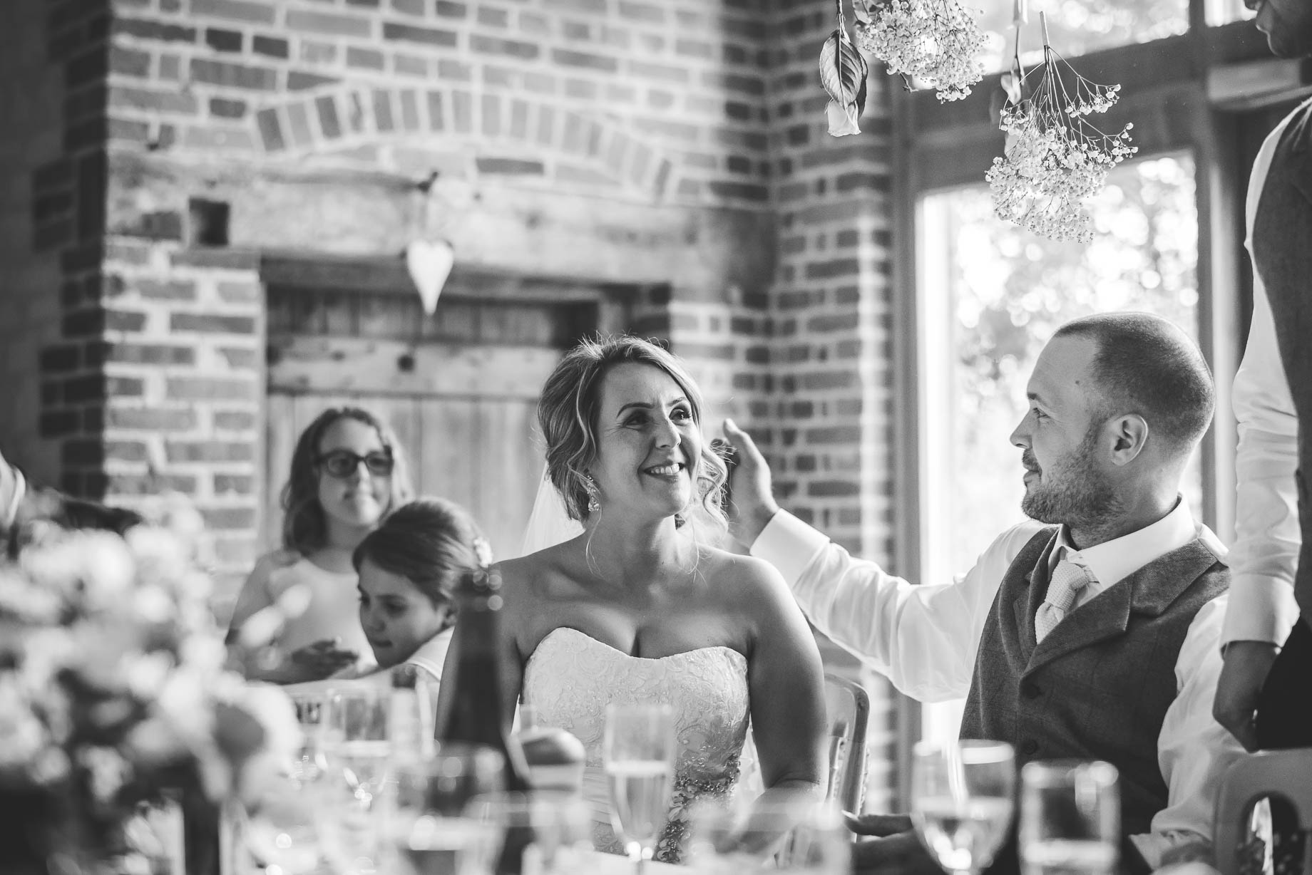 Bury Court Barn wedding photography - Guy Collier - Kate and Russ (148 of 187)