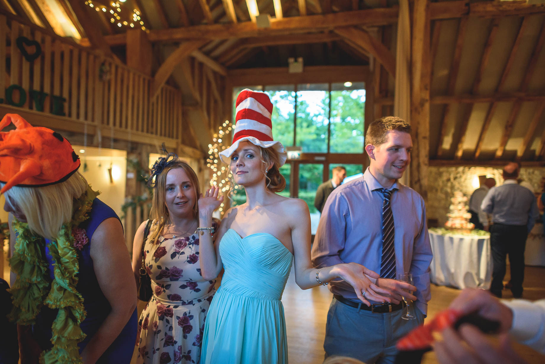 Bury Court Barn wedding photography - Guy Collier - Kate and Russ (161 of 187)