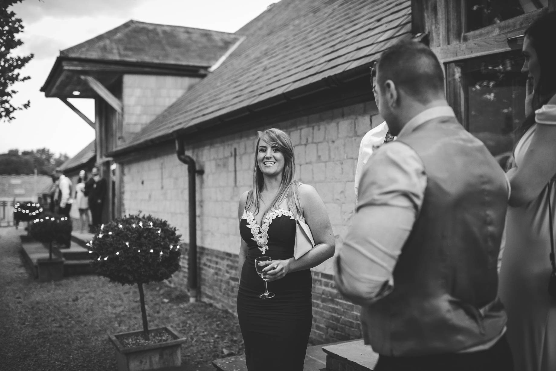 Bury Court Barn wedding photography - Guy Collier - Kate and Russ (169 of 187)