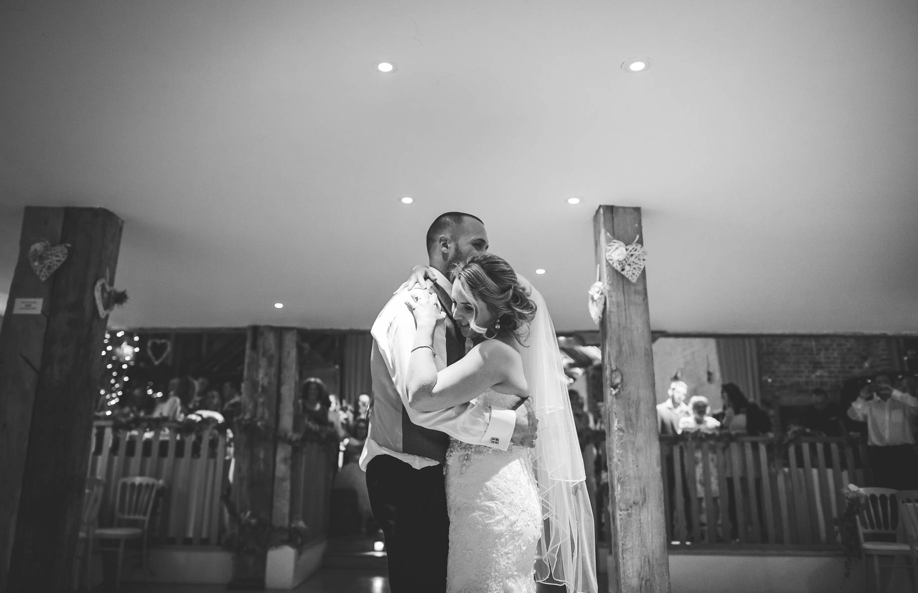 Bury Court Barn wedding photography - Guy Collier - Kate and Russ (184 of 187)