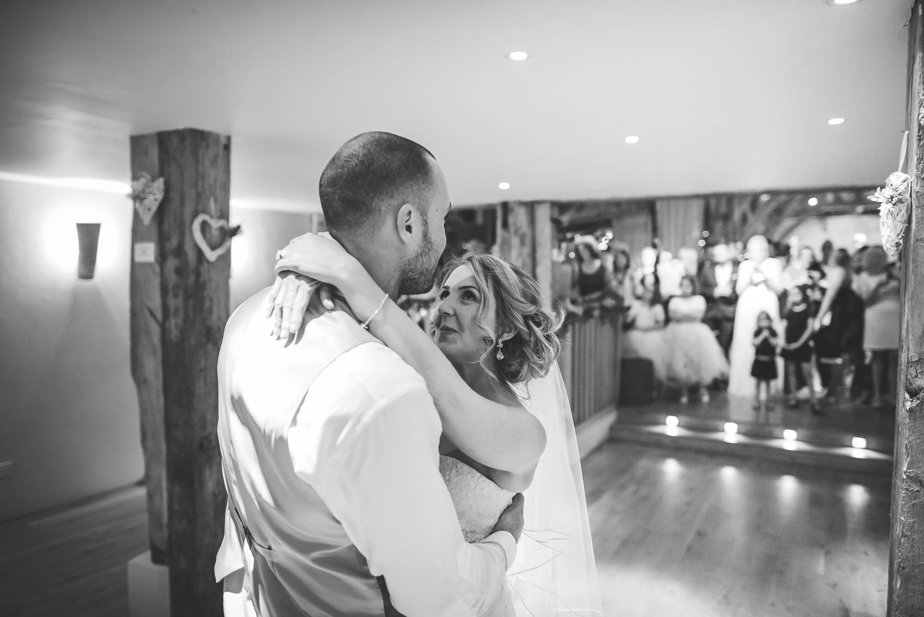 Bury Court Barn wedding photography - Guy Collier - Kate and Russ (186 of 187)
