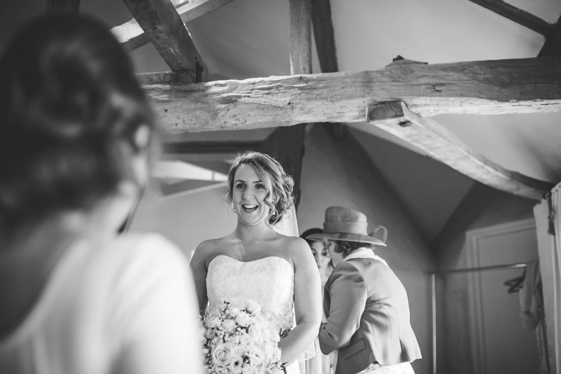 Bury Court Barn wedding photography - Guy Collier - Kate and Russ (43 of 187)