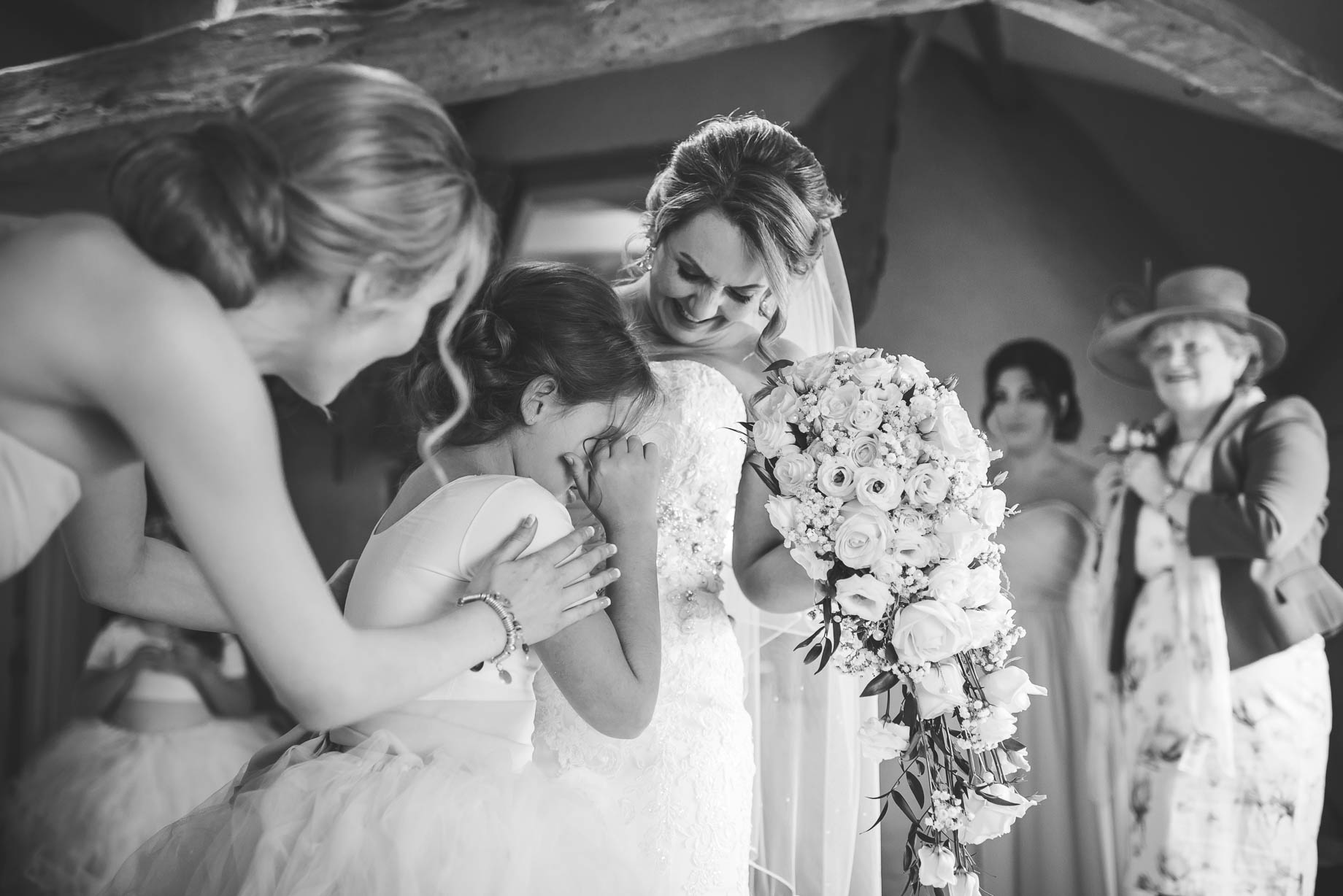 Bury Court Barn wedding photography - Guy Collier - Kate and Russ (45 of 187)