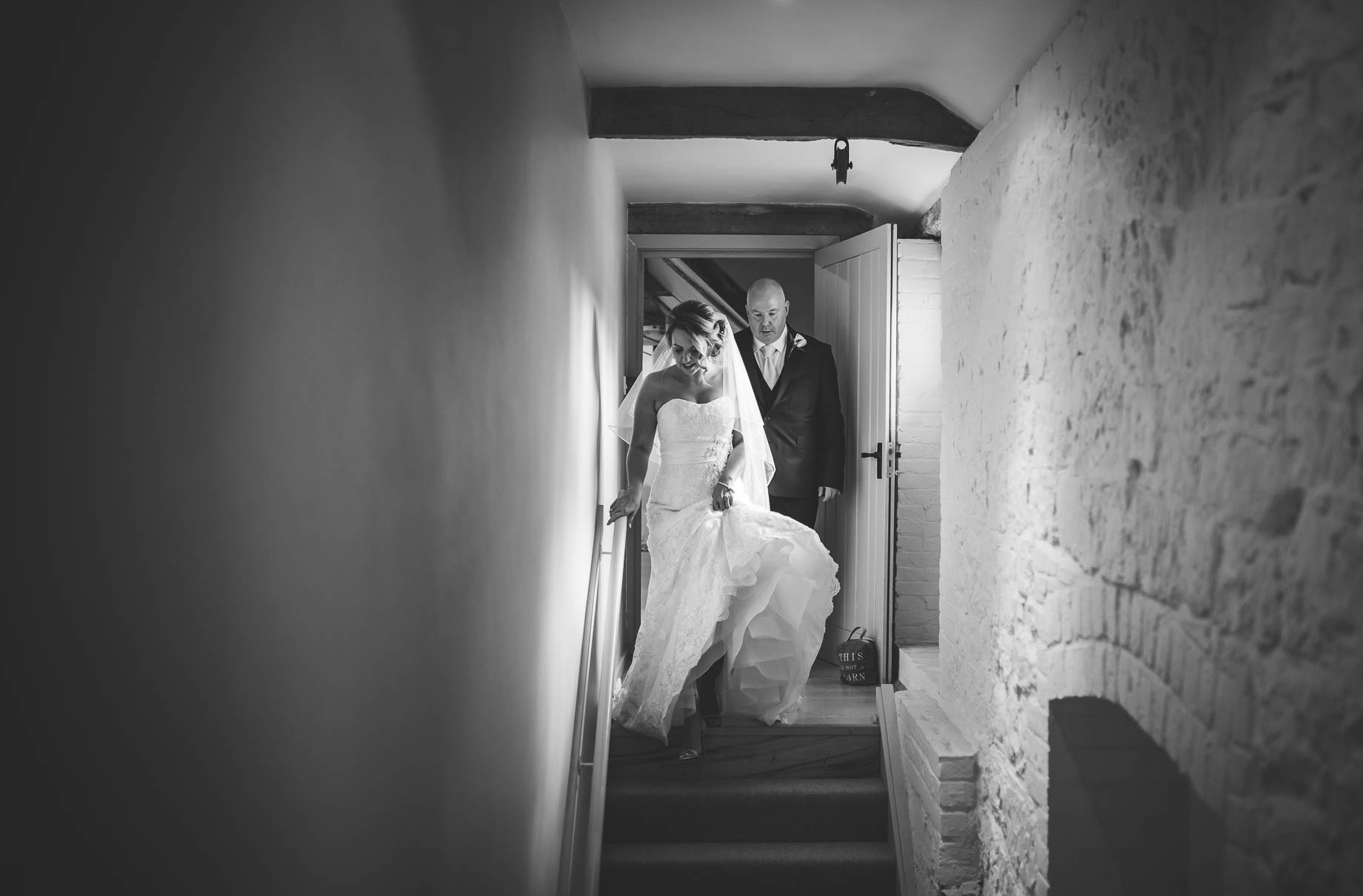 Bury Court Barn wedding photography - Guy Collier - Kate and Russ (52 of 187)