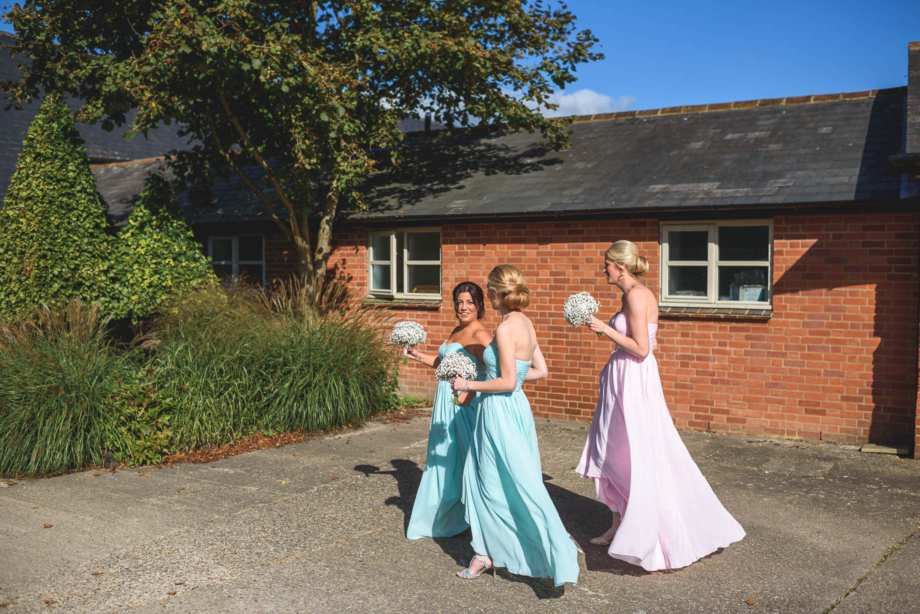 Bury Court Barn wedding photography - Guy Collier - Kate and Russ (58 of 187)