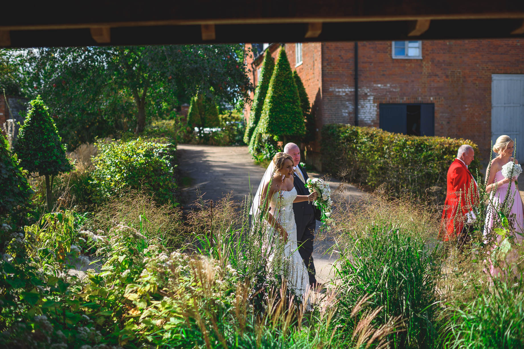 Bury Court Barn wedding photography - Guy Collier - Kate and Russ (59 of 187)