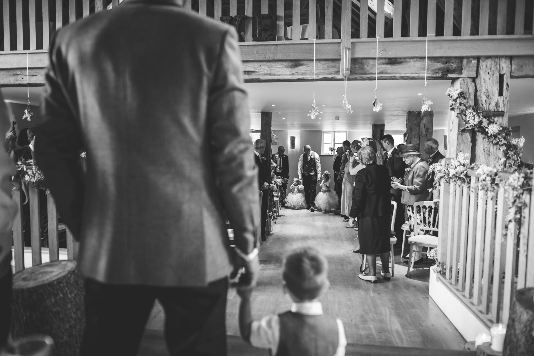 Bury Court Barn wedding photography - Guy Collier - Kate and Russ (64 of 187)