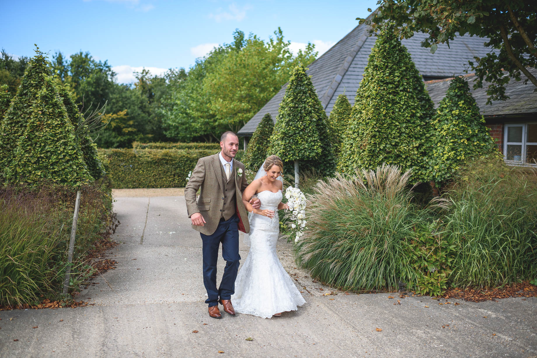 Bury Court Barn wedding photography - Guy Collier - Kate and Russ (80 of 187)