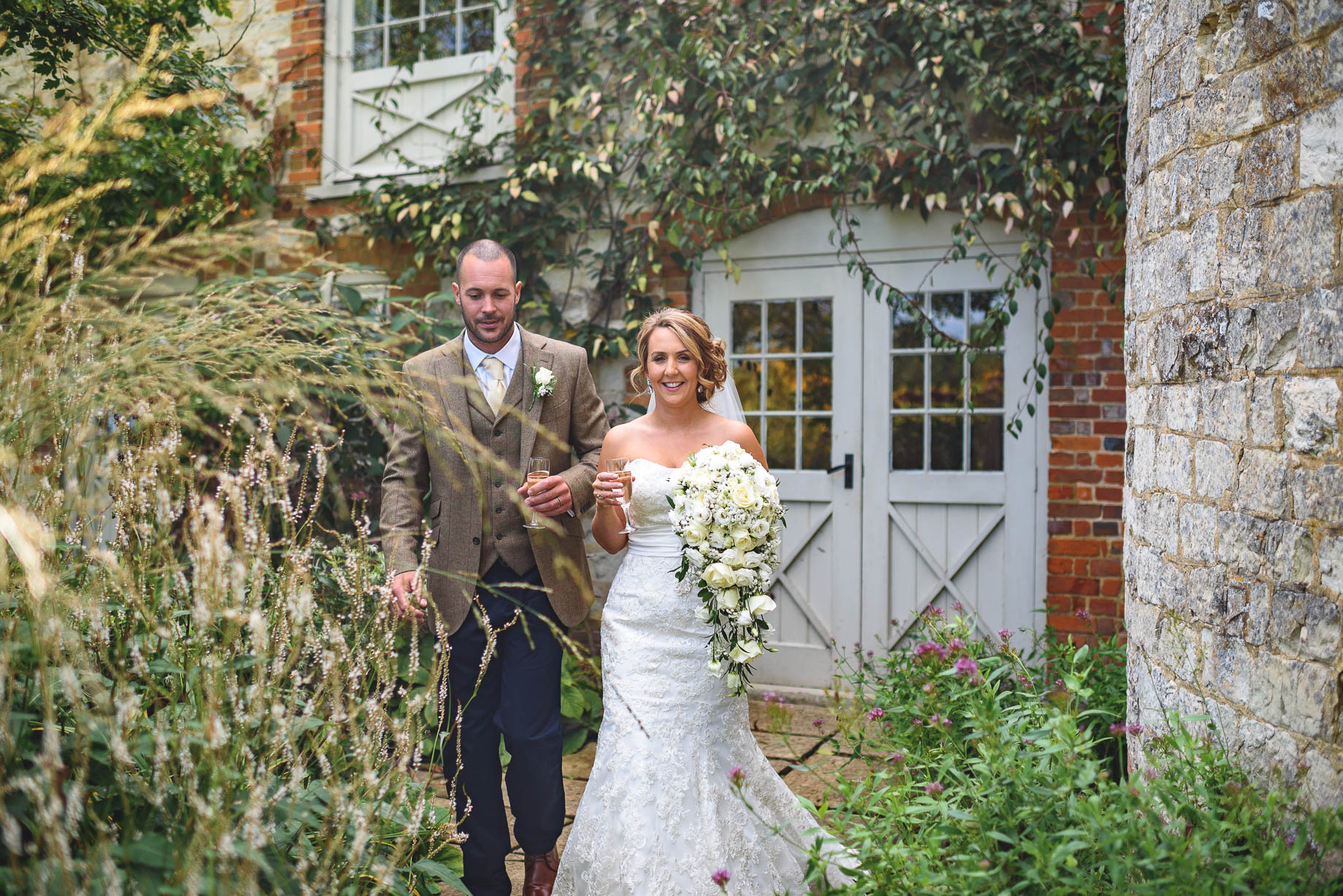 Bury Court Barn wedding photography - Guy Collier - Kate and Russ (82 of 187)