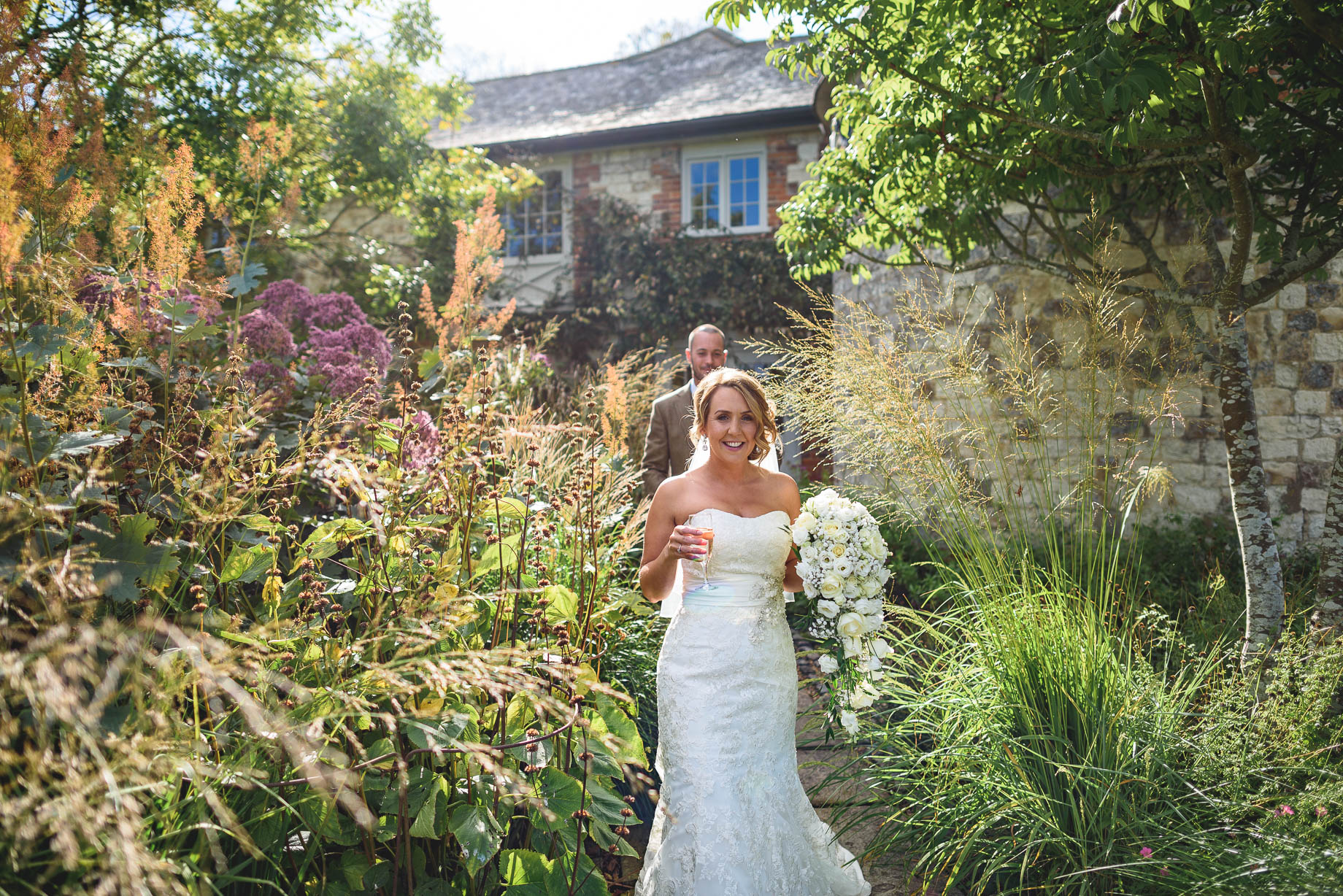 Bury Court Barn wedding photography - Guy Collier - Kate and Russ (83 of 187)