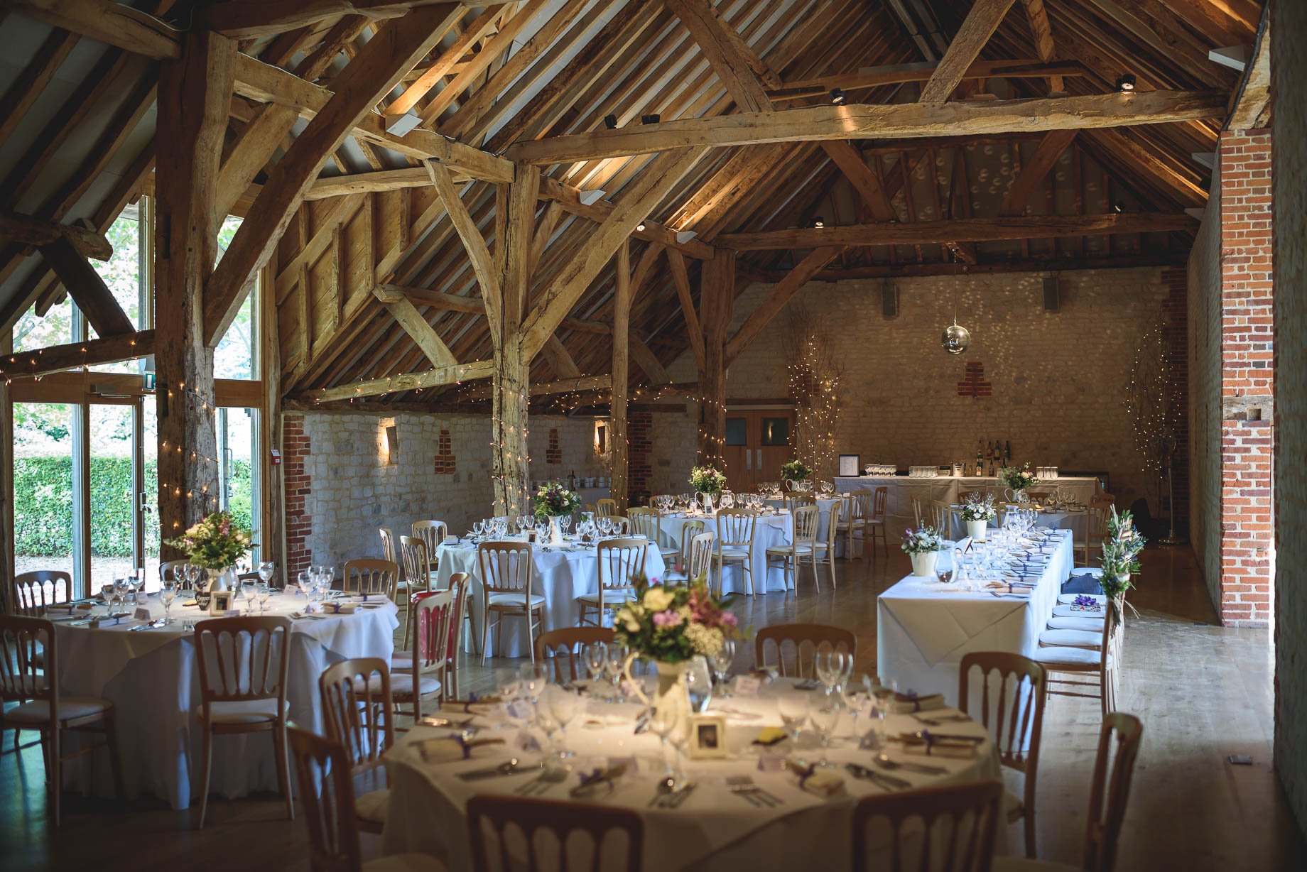 Bury Court Barn wedding photography - Guy Collier - Kirsty and Lewis (108 of 150)