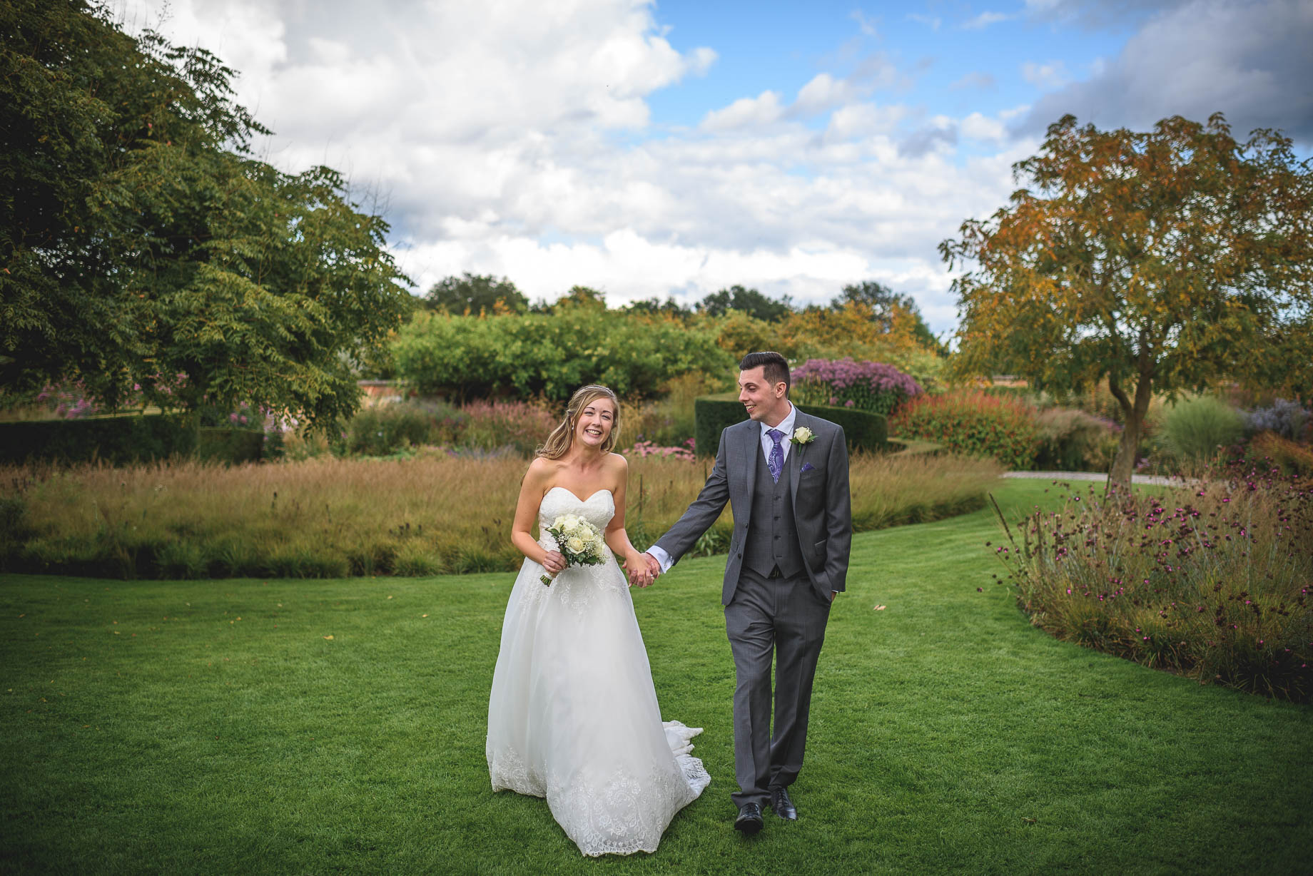 Bury Court Barn wedding photography - Guy Collier - Kirsty and Lewis (112 of 150)
