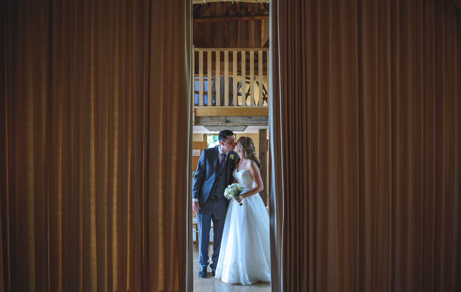 Bury Court Barn wedding photography - Guy Collier - Kirsty and Lewis (114 of 150)