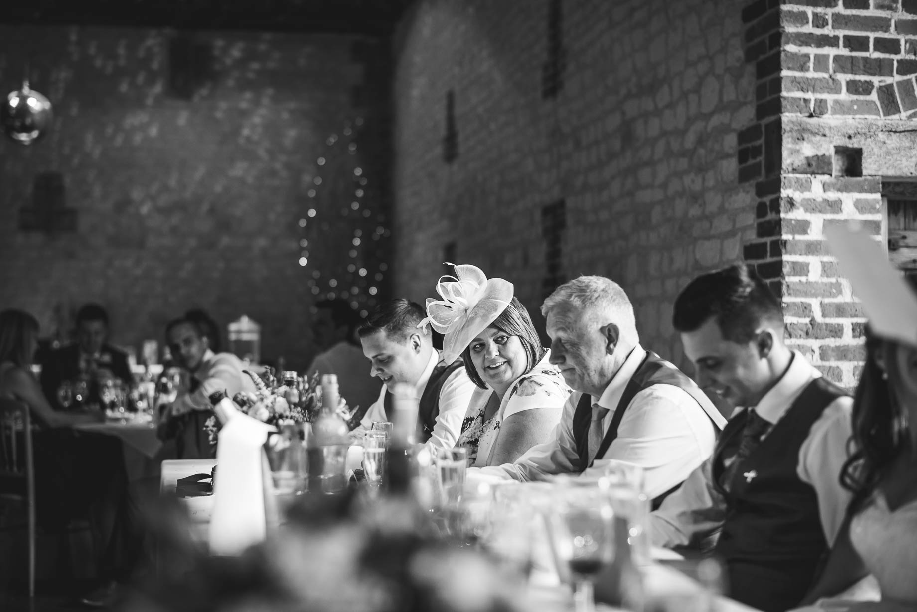 Bury Court Barn wedding photography - Guy Collier - Kirsty and Lewis (121 of 150)
