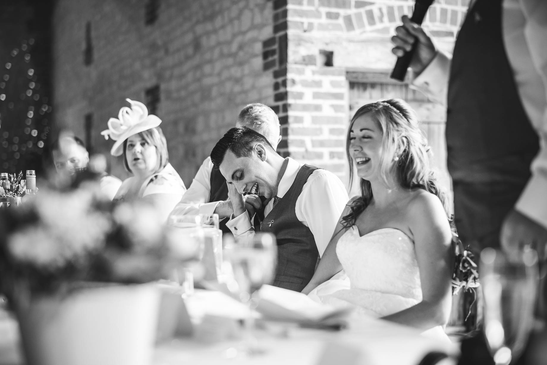 Bury Court Barn wedding photography - Guy Collier - Kirsty and Lewis (123 of 150)
