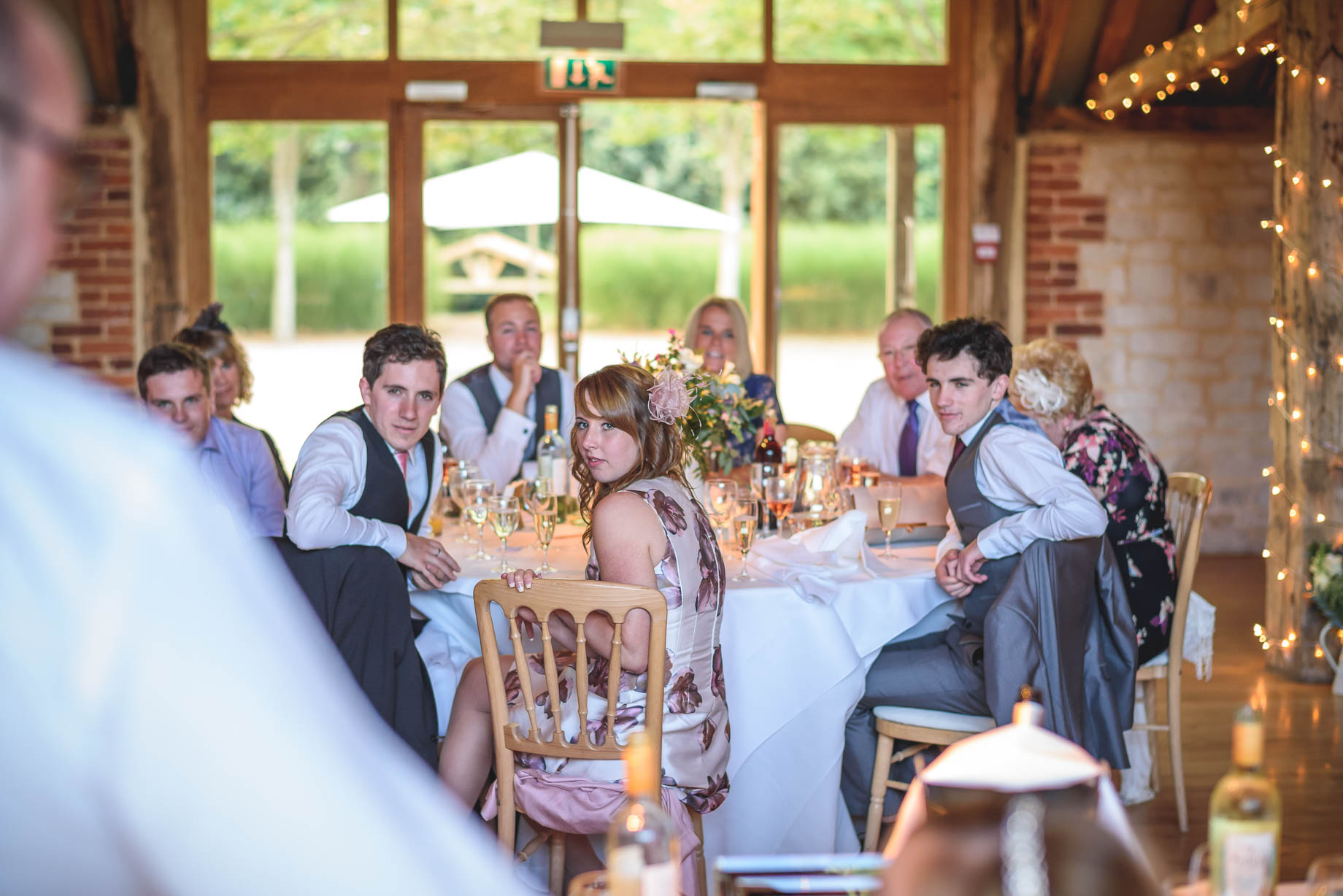 Bury Court Barn wedding photography - Guy Collier - Kirsty and Lewis (126 of 150)
