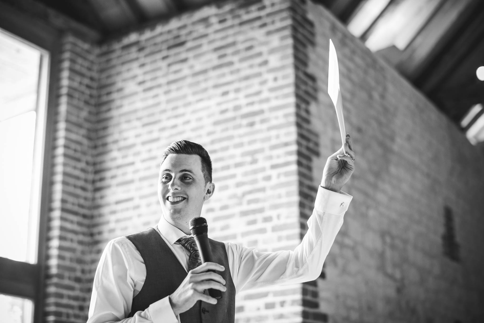 Bury Court Barn wedding photography - Guy Collier - Kirsty and Lewis (127 of 150)