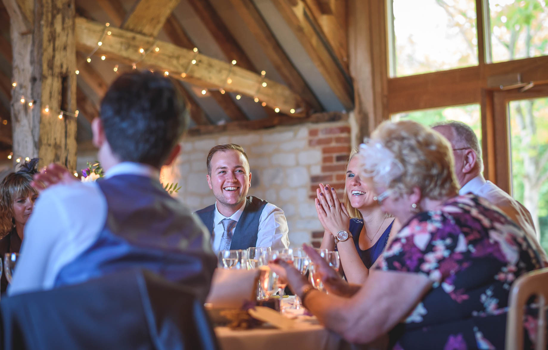 Bury Court Barn wedding photography - Guy Collier - Kirsty and Lewis (129 of 150)