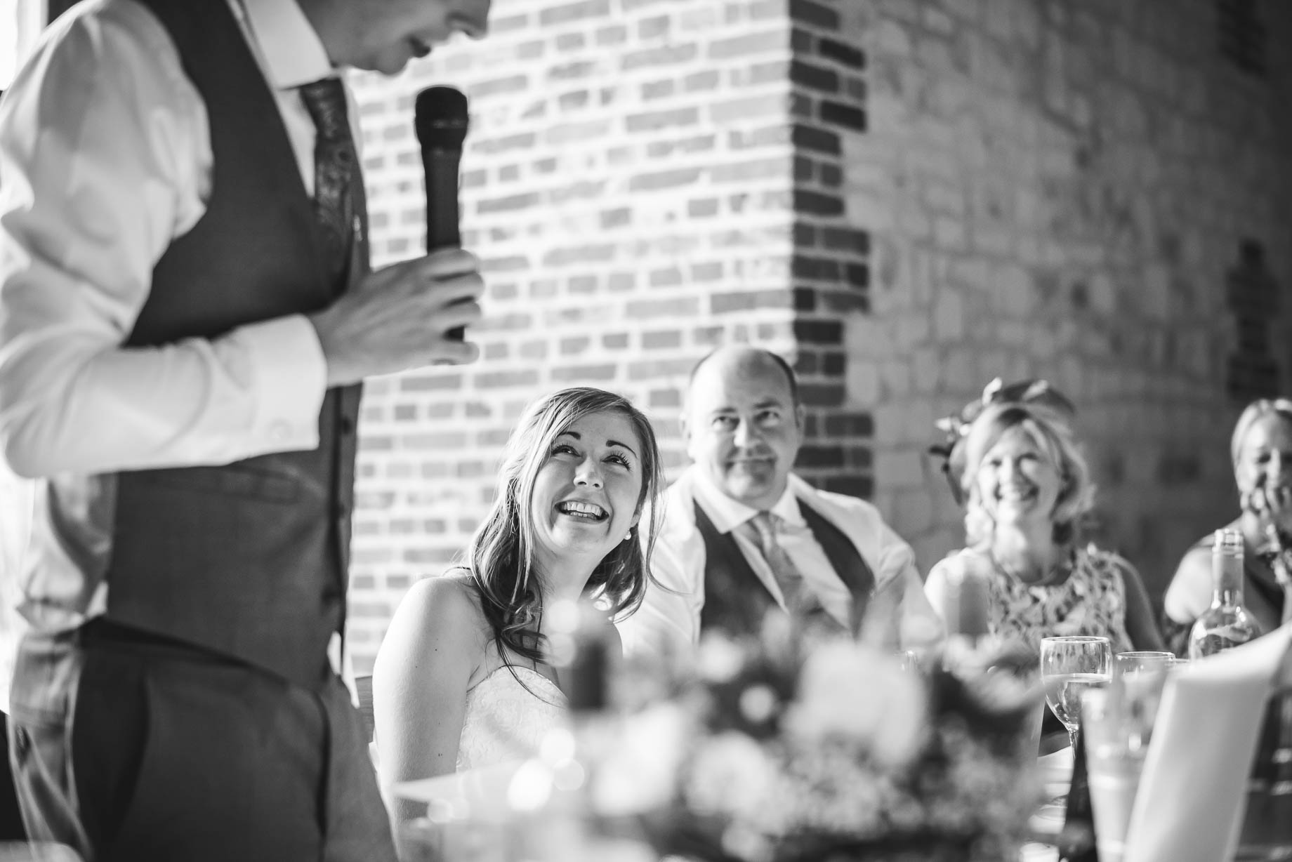 Bury Court Barn wedding photography - Guy Collier - Kirsty and Lewis (132 of 150)
