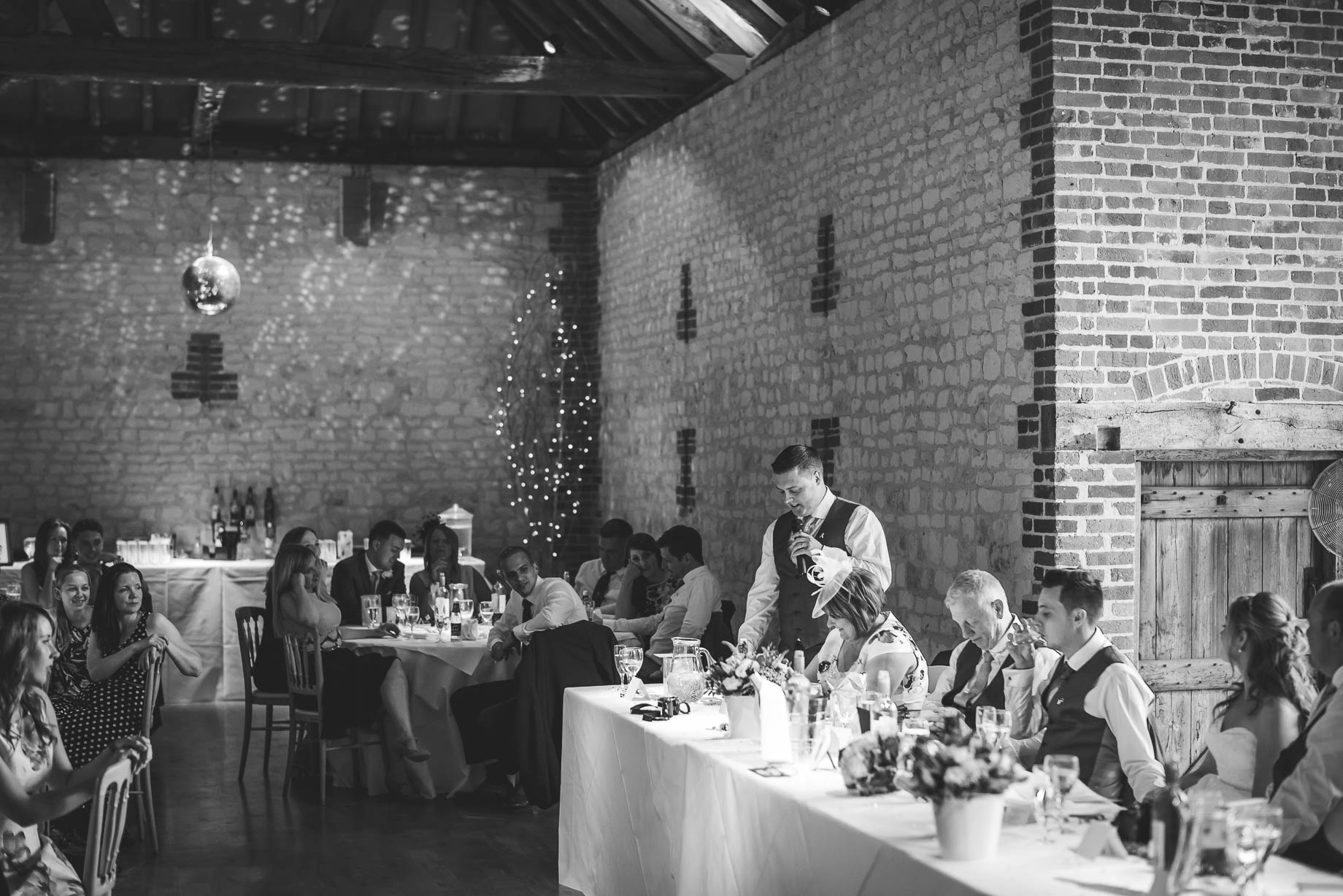 Bury Court Barn wedding photography - Guy Collier - Kirsty and Lewis (133 of 150)