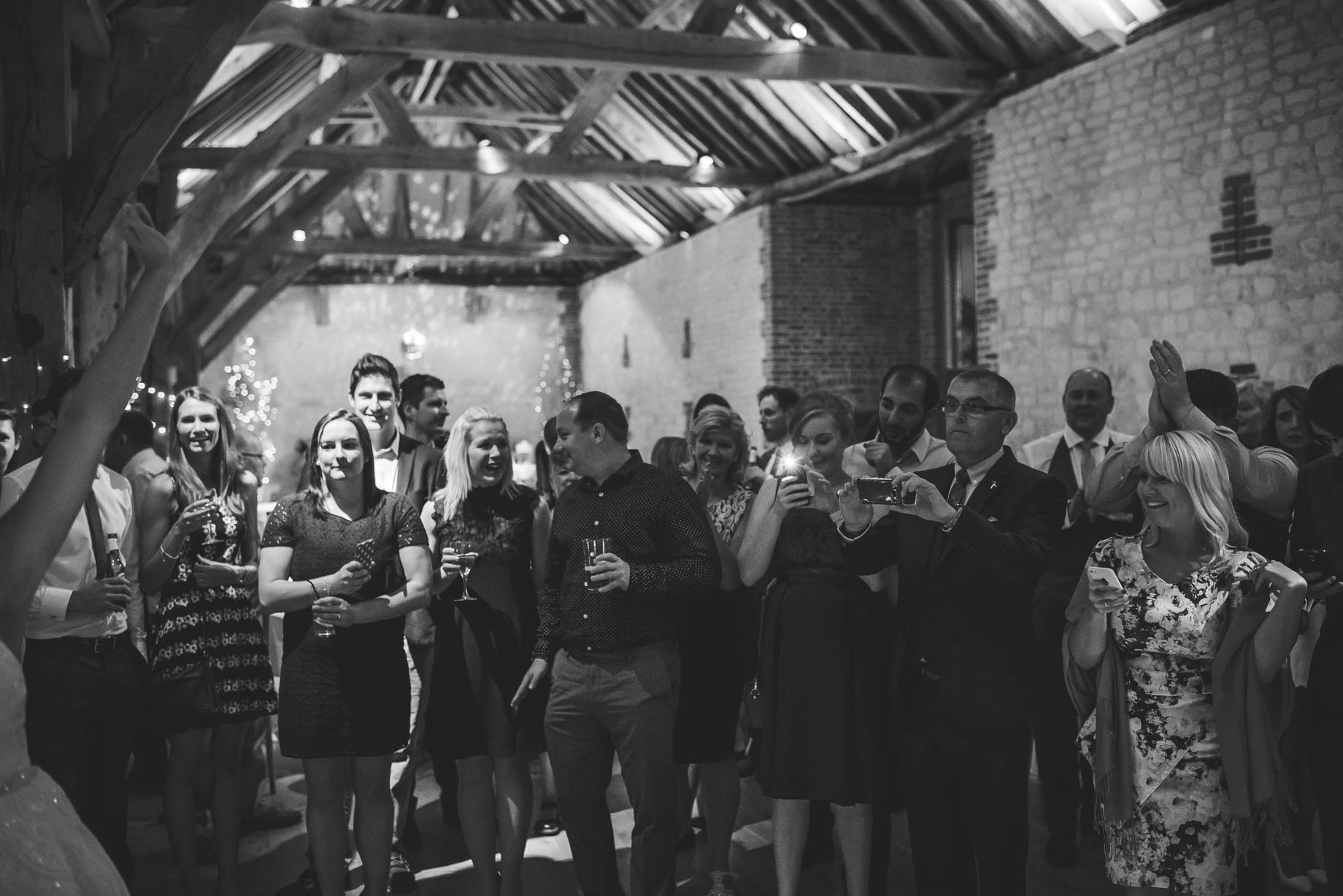 Bury Court Barn wedding photography - Guy Collier - Kirsty and Lewis (139 of 150)