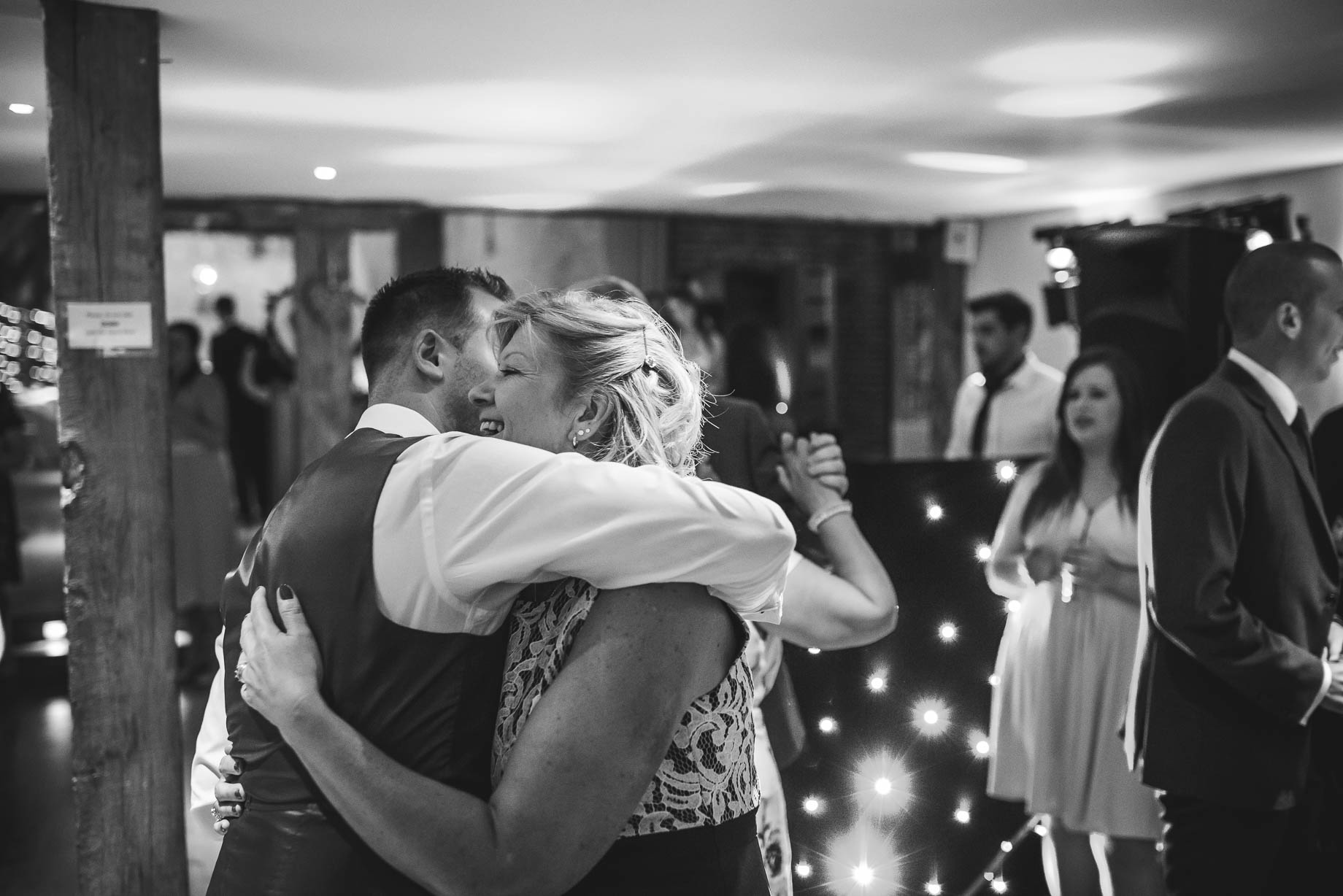 Bury Court Barn wedding photography - Guy Collier - Kirsty and Lewis (146 of 150)