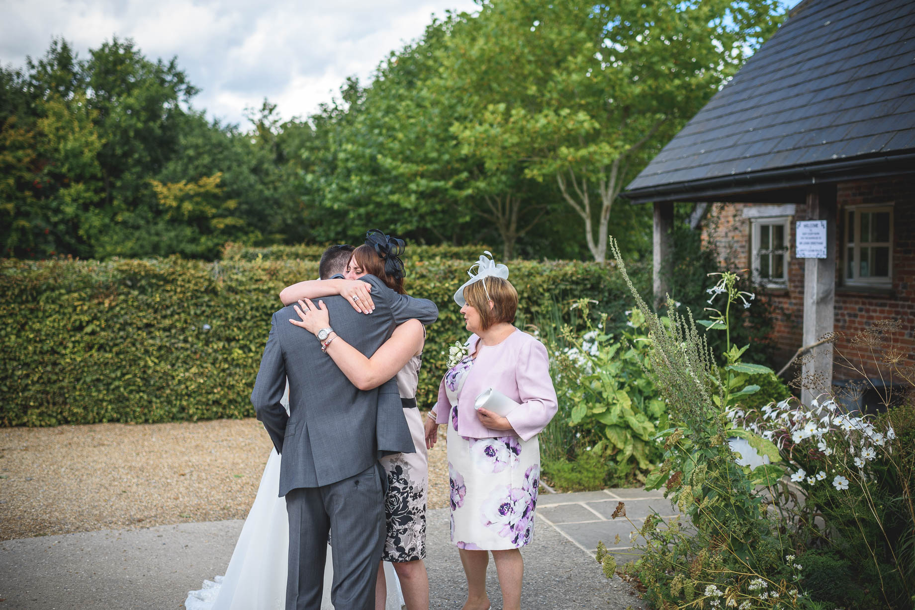 Bury Court Barn wedding photography - Guy Collier - Kirsty and Lewis (70 of 150)