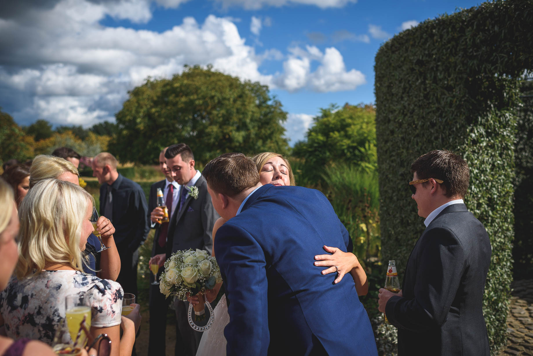 Bury Court Barn wedding photography - Guy Collier - Kirsty and Lewis (76 of 150)