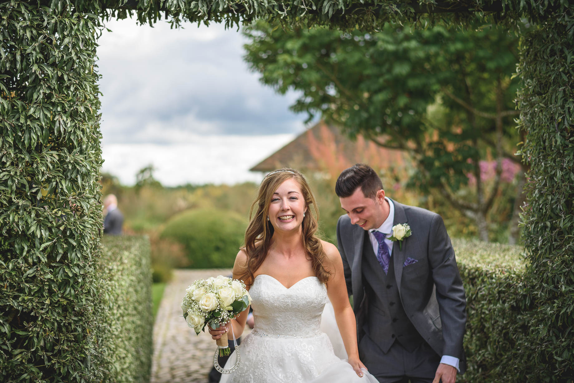 Bury Court Barn wedding photography - Guy Collier - Kirsty and Lewis (94 of 150)