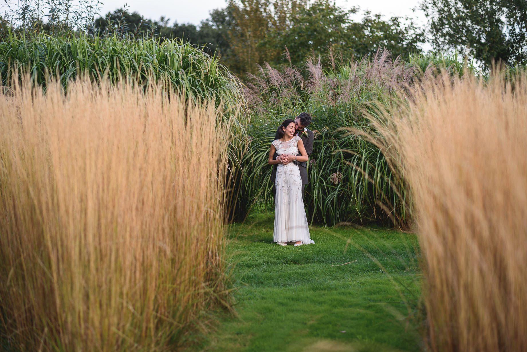 Bury Court Barn wedding photography - Nadia + Tom