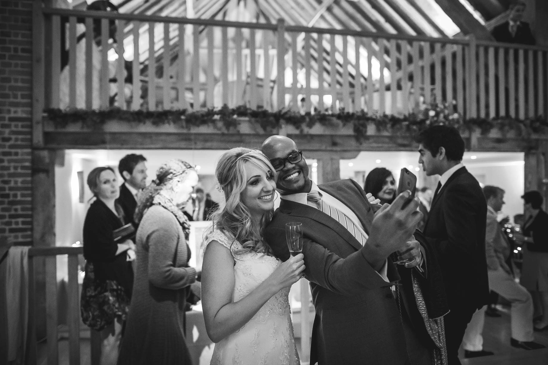 Bury Court Barn wedding photography - Lauren and Nick (173 of 215)