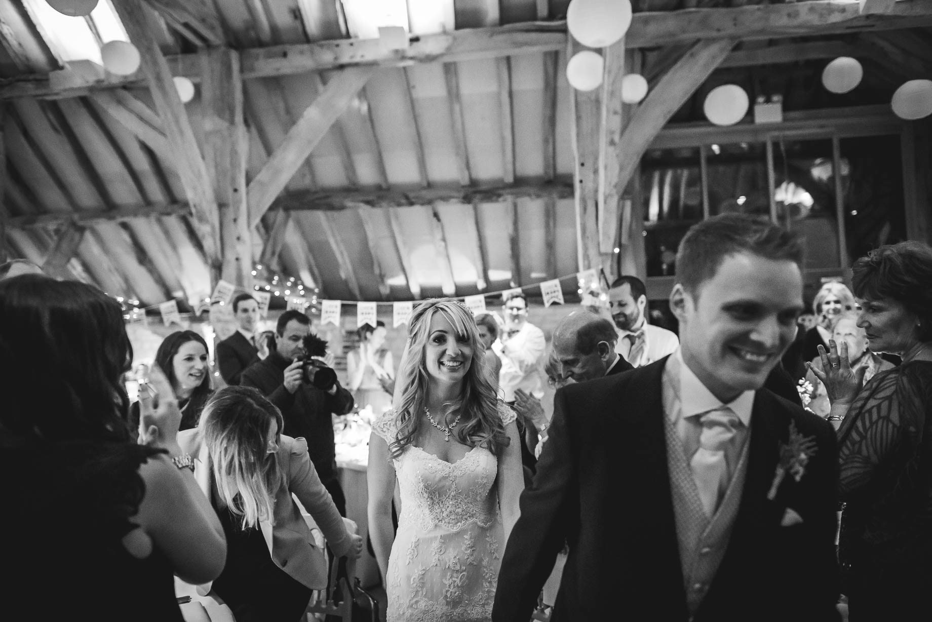 Bury Court Barn wedding photography - Lauren and Nick (177 of 215)