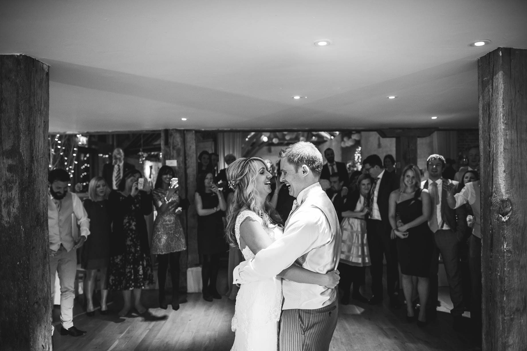 Bury Court Barn wedding photography - Lauren and Nick (211 of 215)