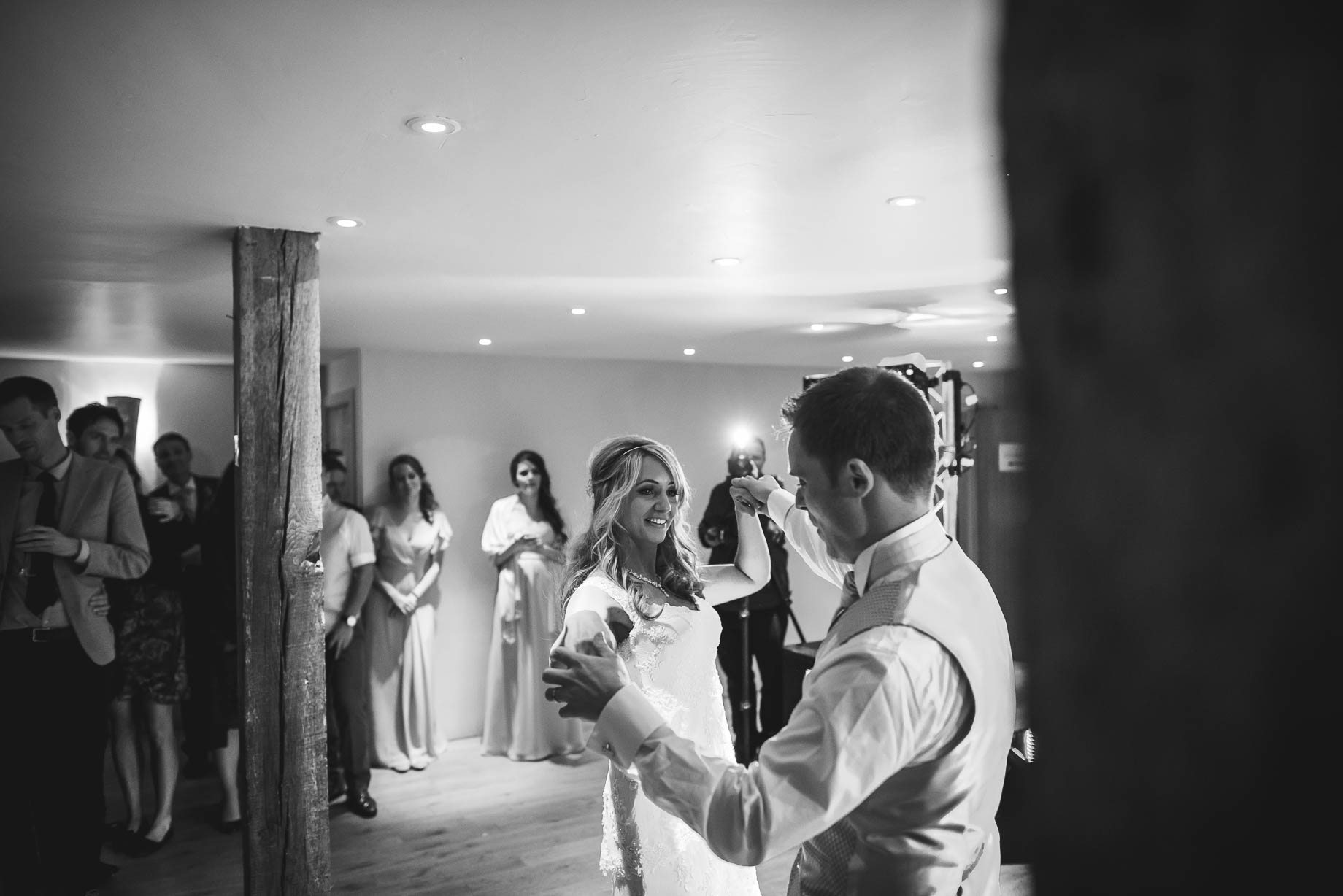Bury Court Barn wedding photography - Lauren and Nick (213 of 215)
