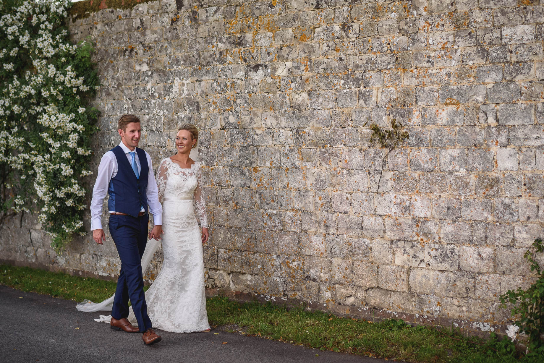 Bury Court Barn wedding photography - Rachel + Richard